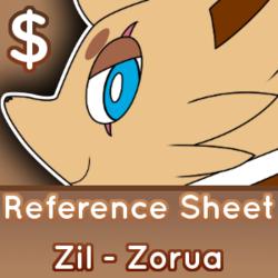[$]Zil, the Zorua