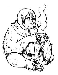 Cozy Orangutan