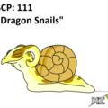 SCP: 111 Dragon Snails