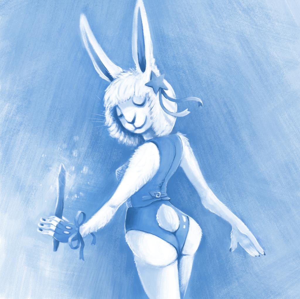 Most recent image: Magic Rabbit