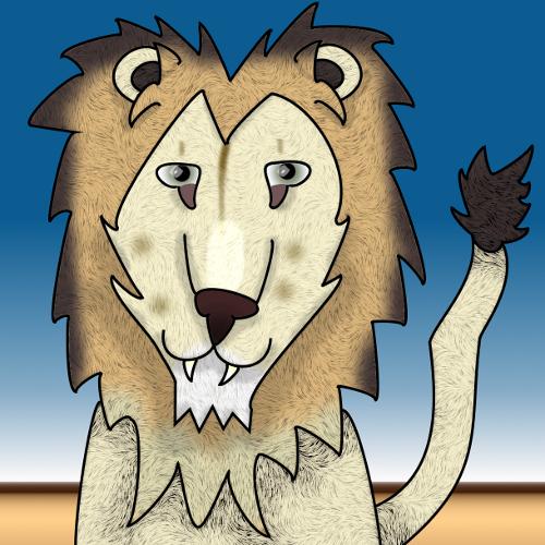 Most recent image: LeonardLion-O icon