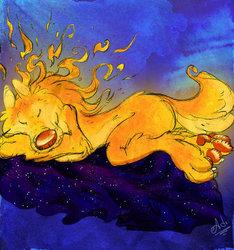 The Sleeping Sun