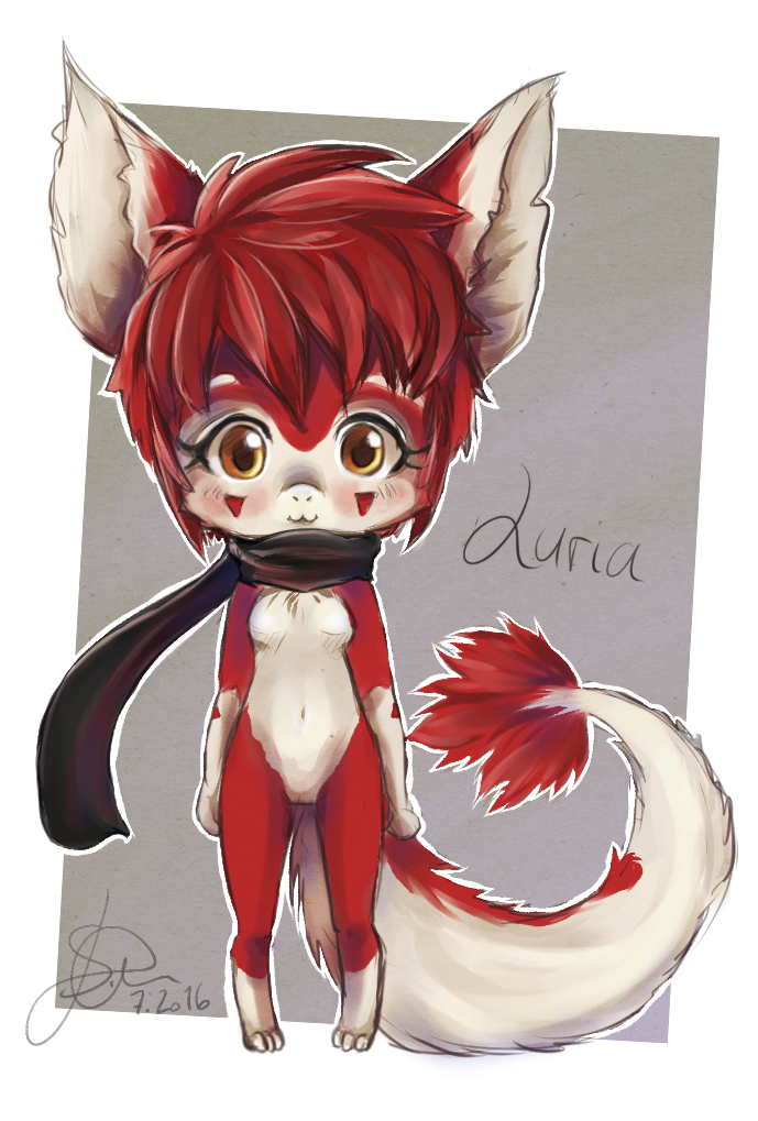 Most recent image: Luria Chibi