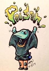 Poison [Inktober Day 3]