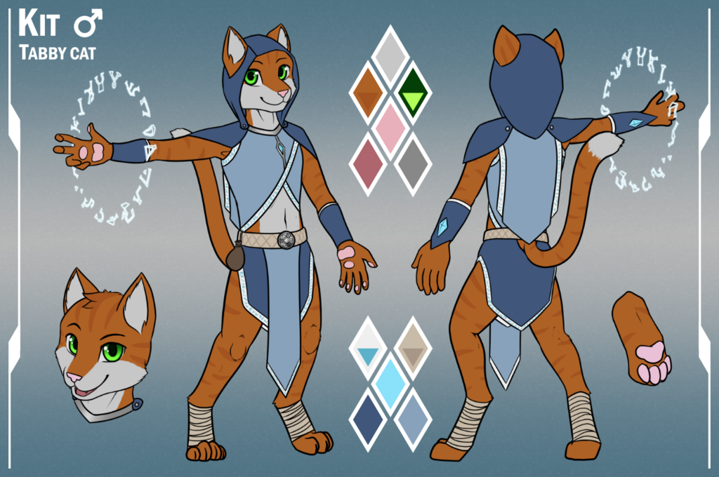 Most recent image: Kit Reference (Mage)
