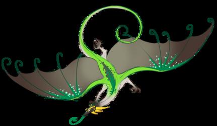Humming Sweet Dragon
