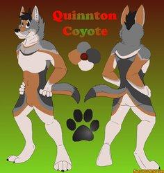 Quinnton Coyote[commission]