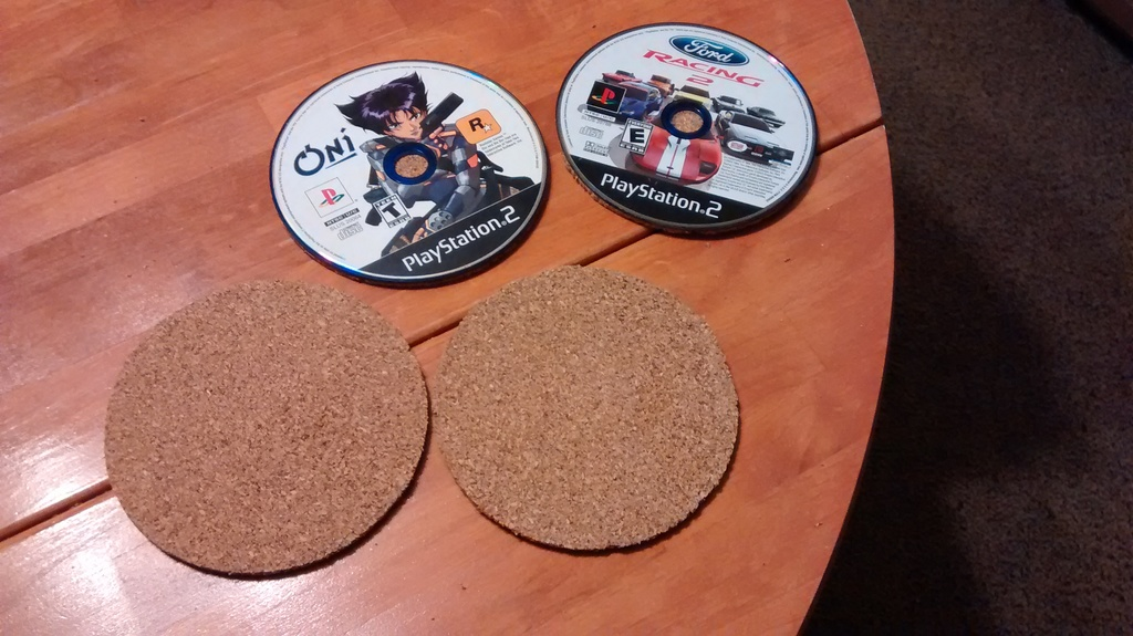 Most recent image: coasters 1