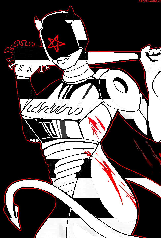 Most recent image: satan was a robot