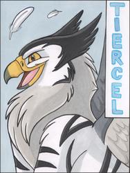 Tiercel Marker Badge