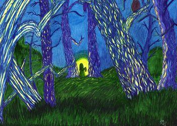 By Lantern's Glow