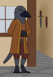 Saujaijai Ajer the Tengu Sorcerer V1