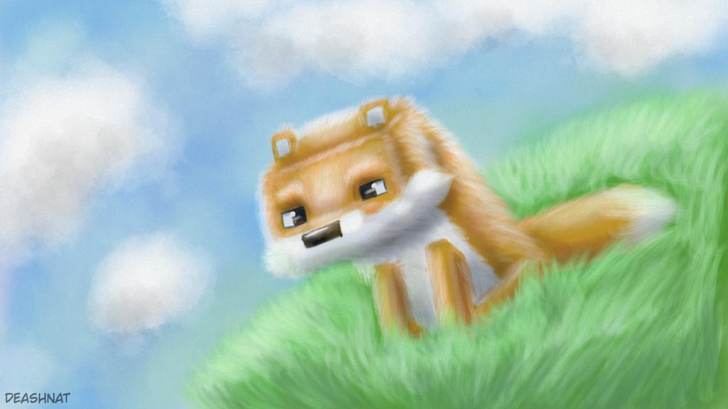 Fox minecraft
