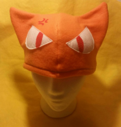 Kyo Cat Character Hat