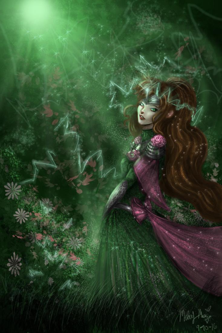 Lady Sailor Jupiter