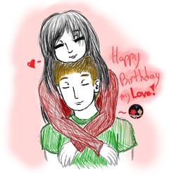 Happy Birthday my Love!