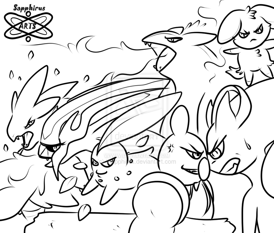Team Pokemon +WIP+
