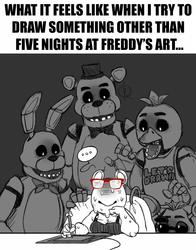 FNaF Problems
