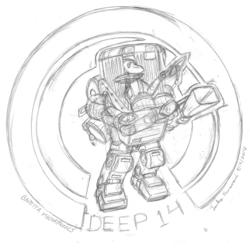 Elecki SBGC/e - Deep 14