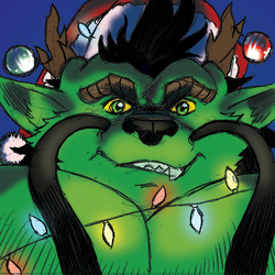 Holiday Icon, Thunderdramon