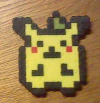 Pikachu [Pokemon Yellow Overworld]