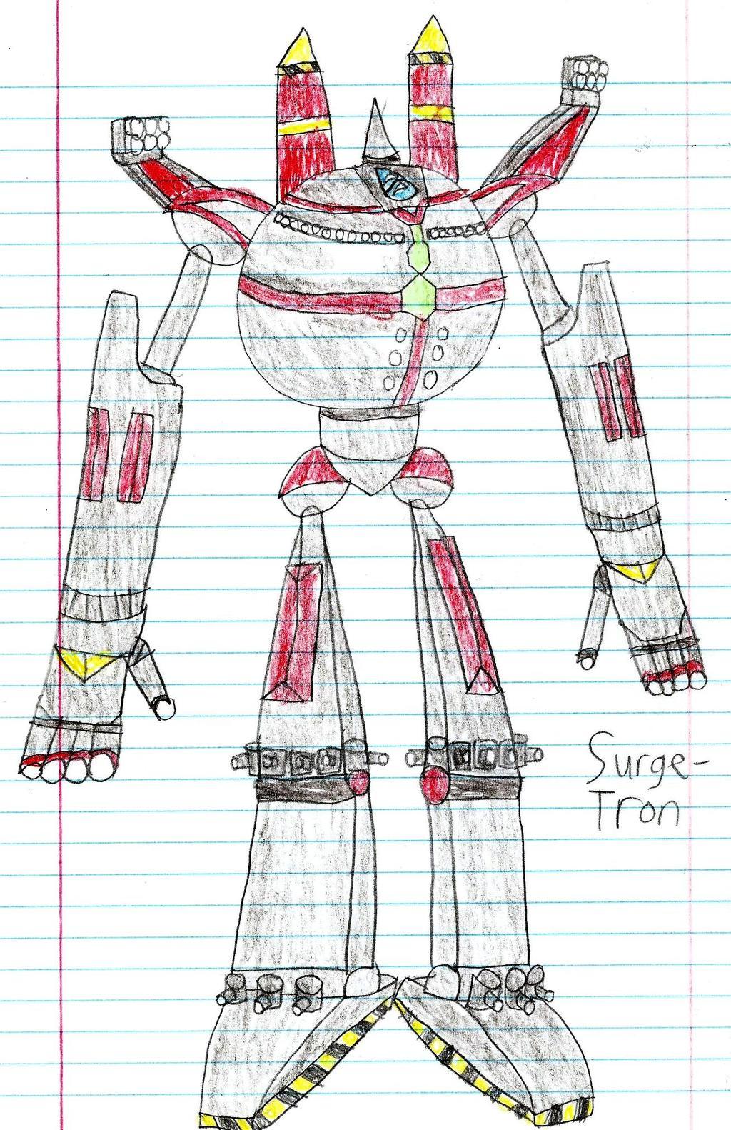 Surge Tron
