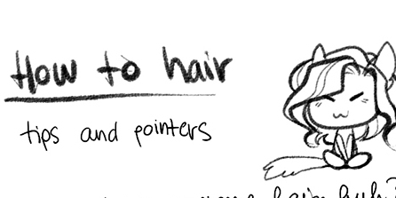how to hair 1