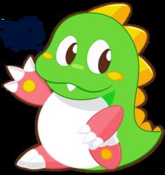 Bub the Bubble Dragon