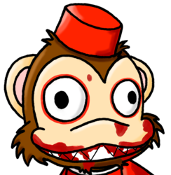 Monkey See Monkey Kill- Deadier Version