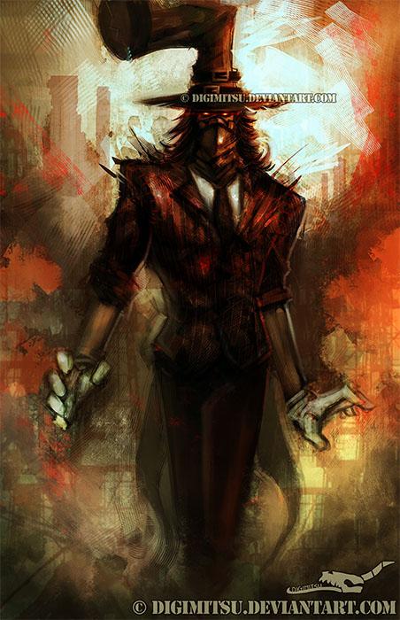 Art Trade: Masked Killer