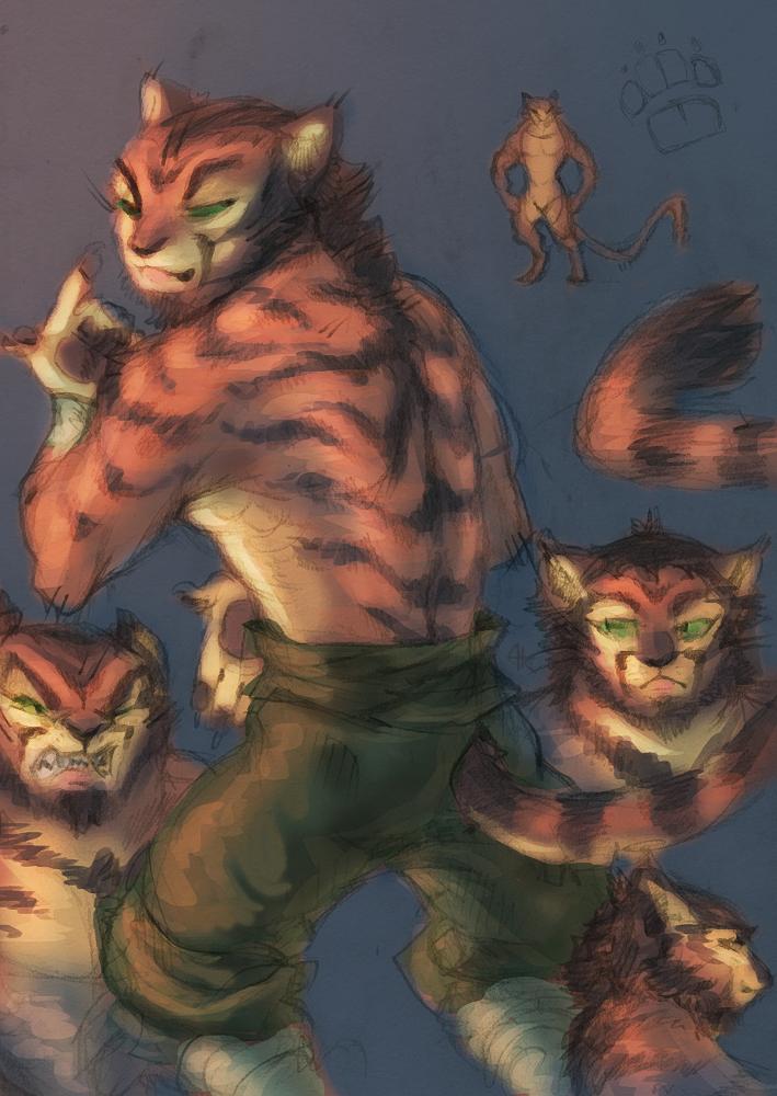 .Tiger Dude Design.
