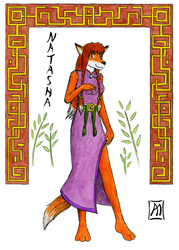 Fox from the east