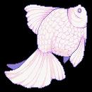 Ghost Goldfish
