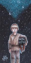 Anakin Skywalker ( Episode 1 )