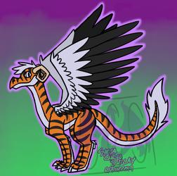 Dragon Syria Doodle