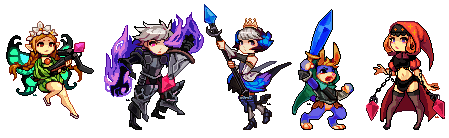 Most recent image: Little Odin Sphere