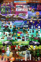 Gnar Days Trilogy Poster