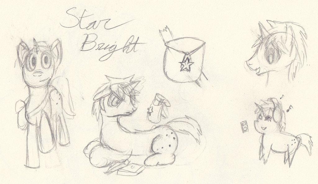 Star Bright Doodles