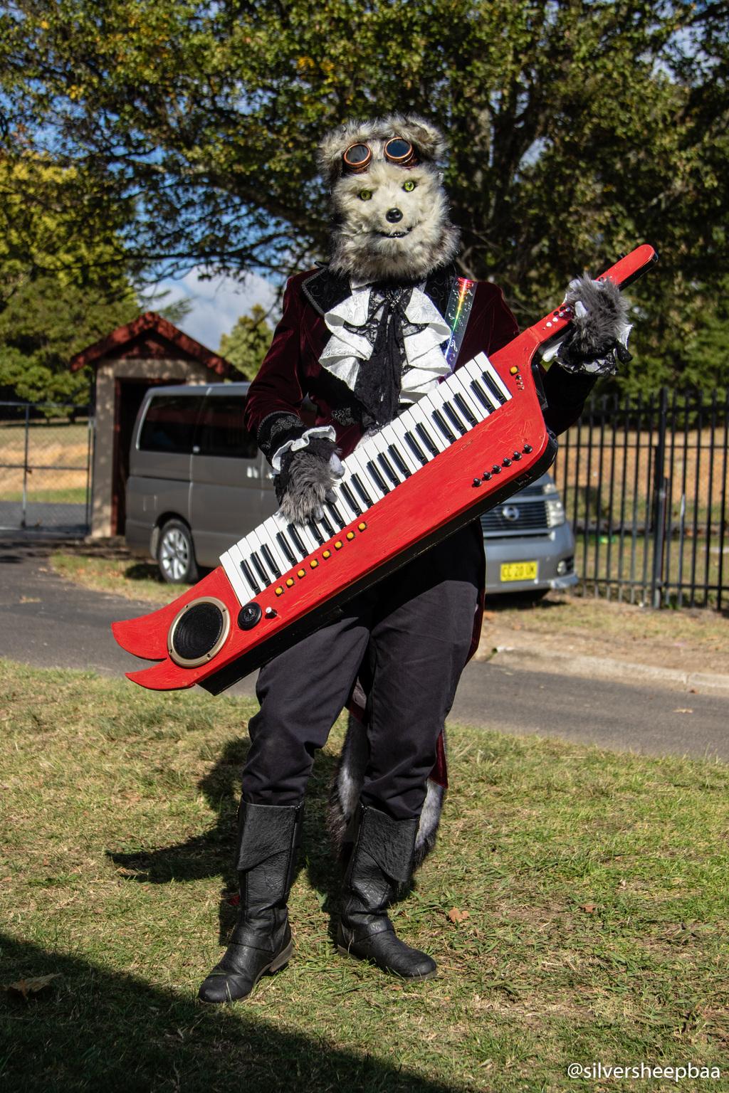 Ironfest 2018: Keytar Wolf 1