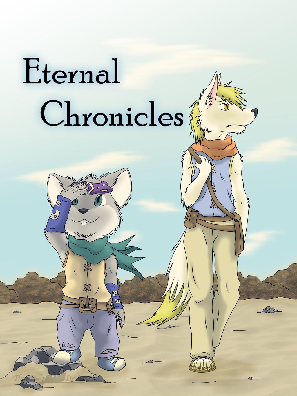 Portada.- Eternal Chronicles