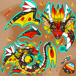 Solar Dragon +Design on hold+