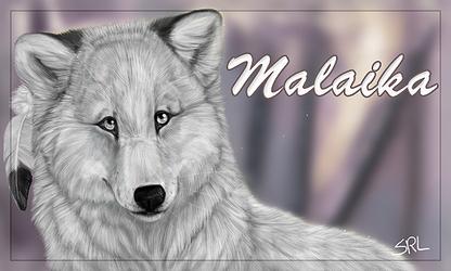 Malaika Badge - GldDaisy