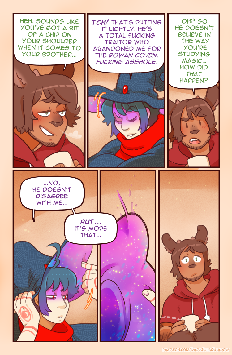 Solanaceae - Prologue Chapter 1.5 - Page 3