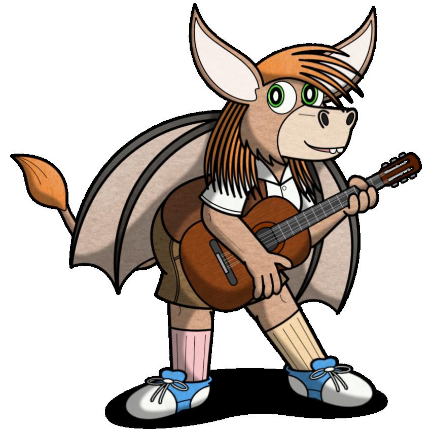 Jacques the Guitarist