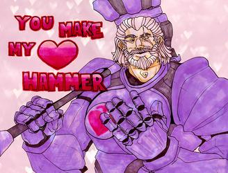 reinhardt valentine