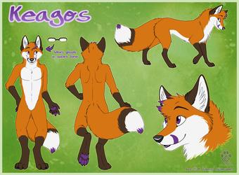 Keagos Ref Sheet