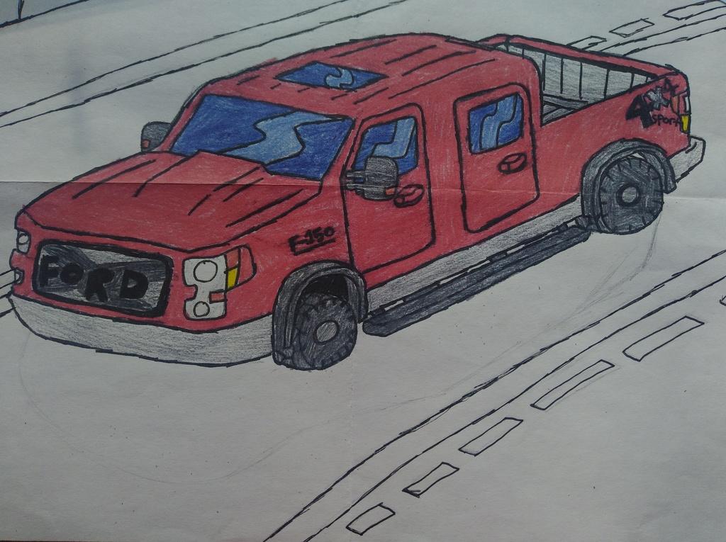 Most recent image: Truck practice