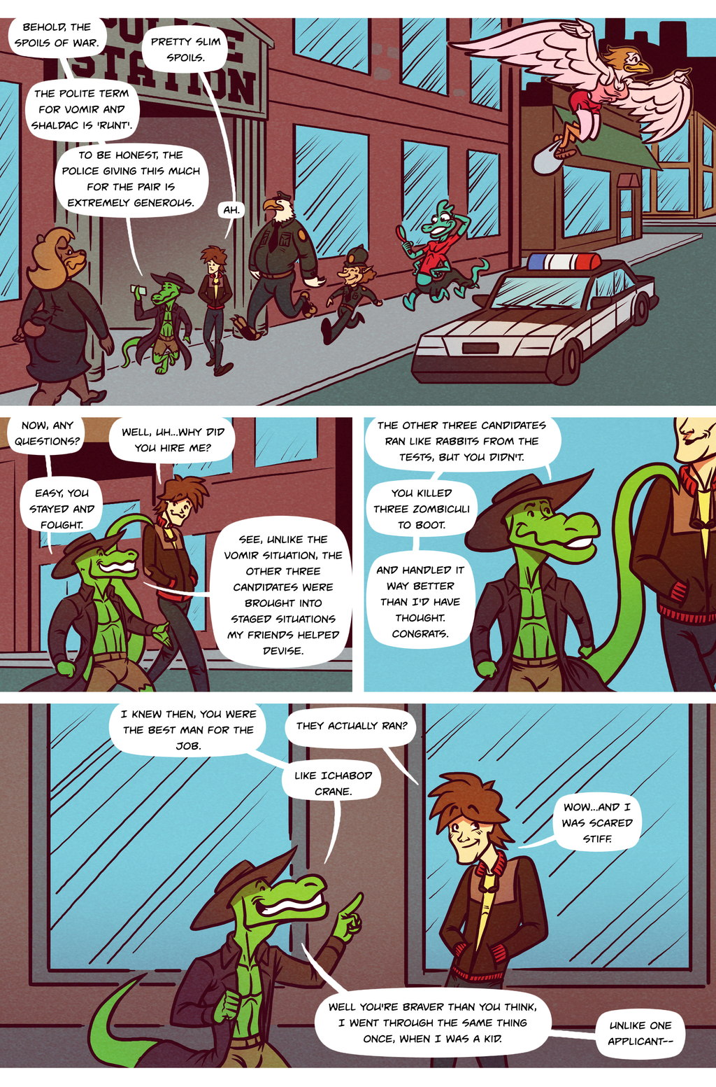 Death Valet Chapter 1 Page 34