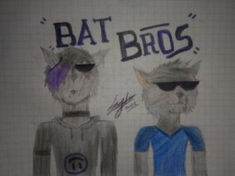 BAT BROS (Random doodle..)