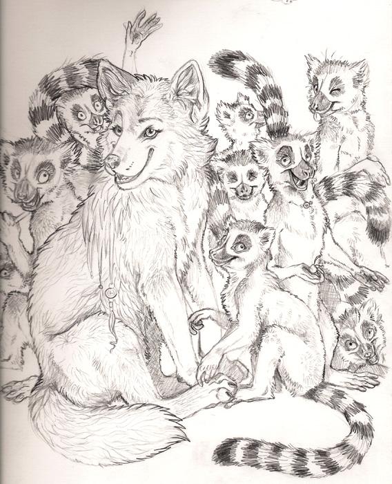 Lemur Mania - Balaa